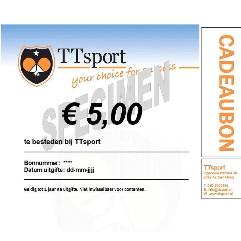 HEMA CADEAUBON 5 EURO